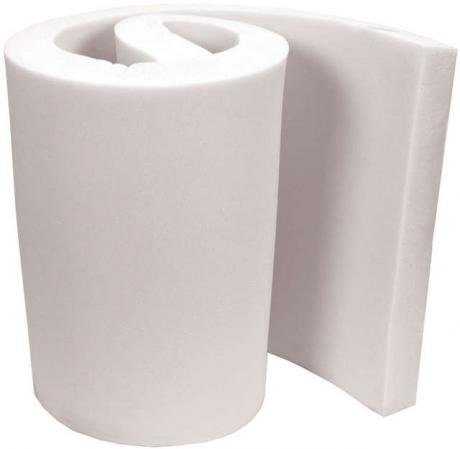 "Air Lite Regular Density Urethane Foam Sheet 4""X24""X10'"