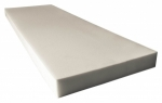 "3"" X 24""x 84"" Upholstery Foam Cushion Regular Density (Seat Replacement , Upholstery Sheet , Foam Padding)"