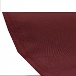 Canvas Fabric Waterproof Outdoor 600 Denier Outdoor / indoor PU Backing W/R, UV, 2times GOOD PU Color : Color : BURGUNDY 1 yard
