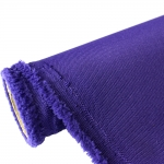 Canvas Fabric Waterproof Outdoor 600 Denier Outdoor / indoor PU Backing W/R, UV, 2times GOOD PU Color : Color : PURPLE 1 Yard
