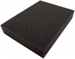 "Dense Foam Needle Felting Pad - 9"" x 12"" x 2"""
