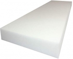 "4"" x 24"" x 72"" High Density Upholstery Foam Cushion (Seat Replacement , Upholstery Sheet , Foam Padding)"