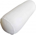 6 X 16 inches Bolsters Pillow Form Inserts for Shams White Hypoallergenic Pillow Insert Premium Made in USA