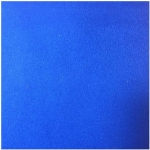 Mybecca Royal Blue Micro Suede Headliner Microsuede Drapery, Apparel and Upholstery Fabric by The Yard (1 Yard)